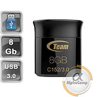 USB Flash 8Gb Team C152 USB3.0 (TC15238GB01) Black