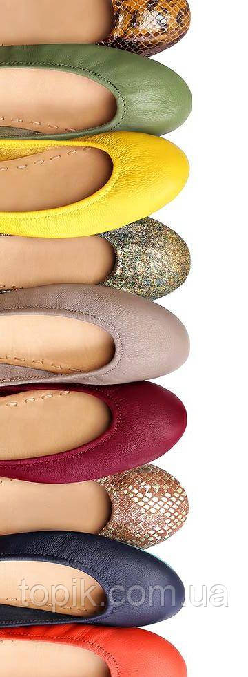 купить женские балетки недорого в украине в интернет магазине обуви Топик