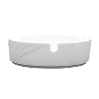 Пепельница 100 мм, Lubiana, фасон ARCADIA