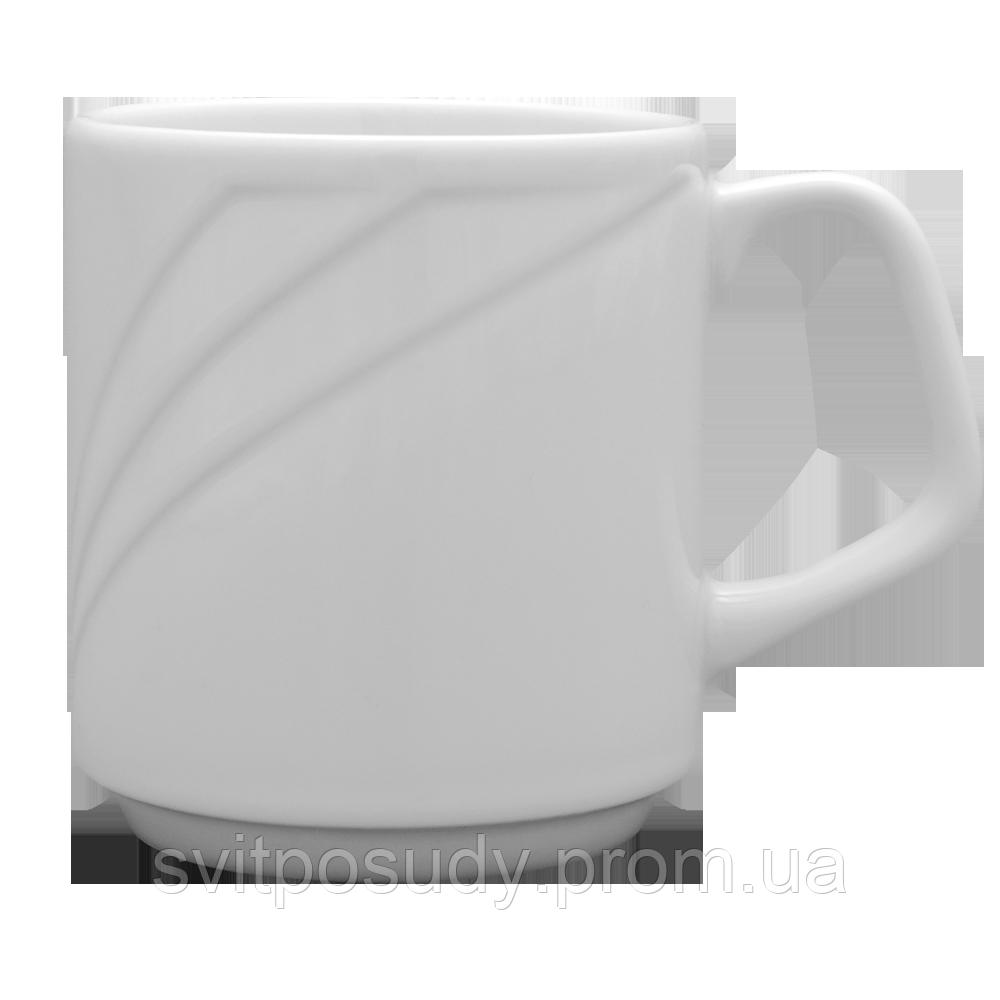 Чашка 300 мл, Lubiana, фасон ARCADIA