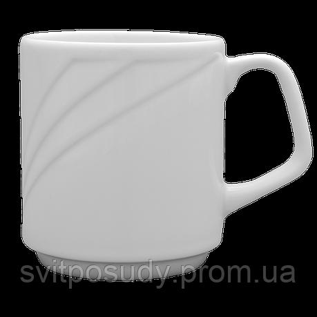 Чашка 300 мл, Lubiana, фасон ARCADIA, фото 2