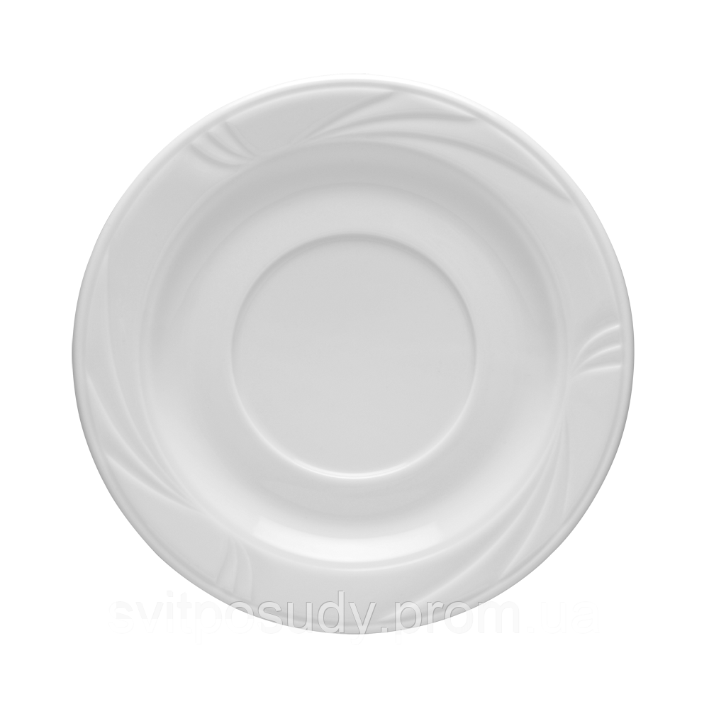 Блюдце 165 мм, Lubiana, фасон ARCADIA