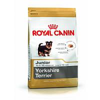 Сухой корм 500 г для щенков породы Йоркширский терьер Роял Канин / YORKSHIRE JUNIOR Royal Canin