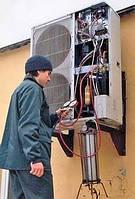Сервисное обслуживание, заправка и чистка кондиционеров.