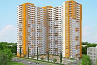 """2 комнатная квартира улица Среднефонтанская ЖК """"Апельсин"""""""
