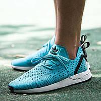 Оригинальные мужские кроссовки Adidas ZX Flux ADV Asymmetrical Primeknit