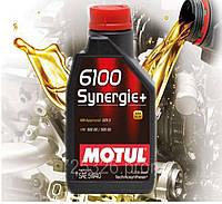 Моторное масло Motul 6100 Synergie+ 5w40 (1л)