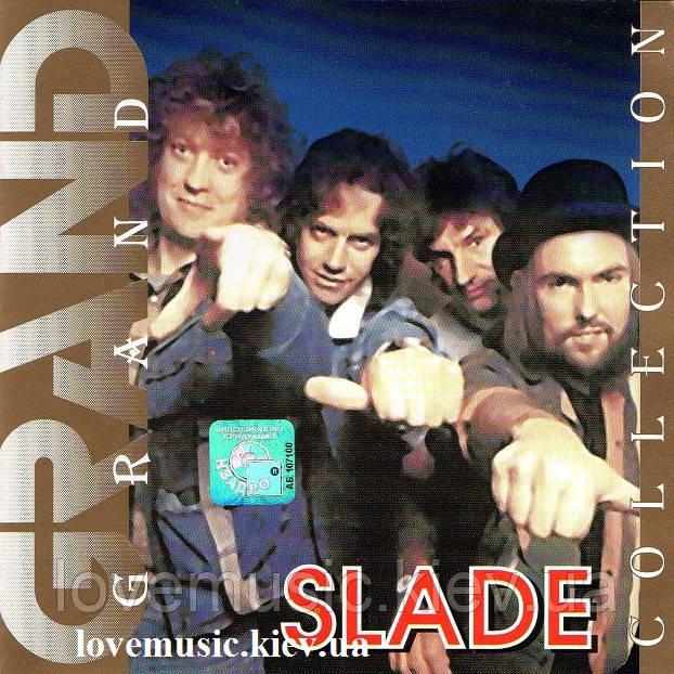Музичний сд диск SLADE Grand collection (2001) (audio cd)