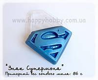 "Пластиковая форма ""Супермен"""