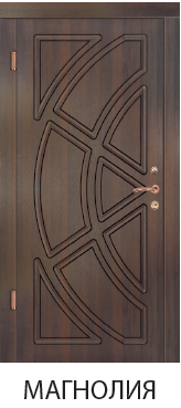 "Вхідні двері ""Порталу"" (серії елегант new) Магнолія"