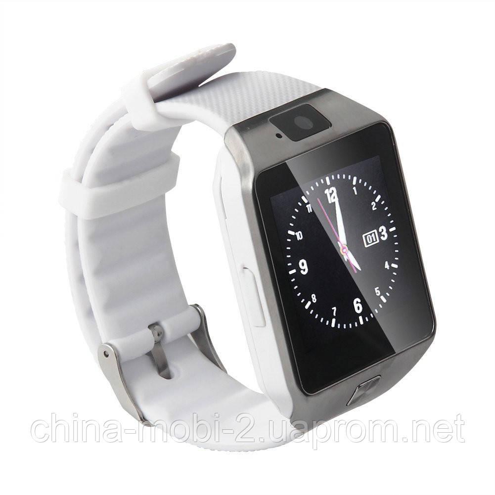 Смарт - часы DZ09D White