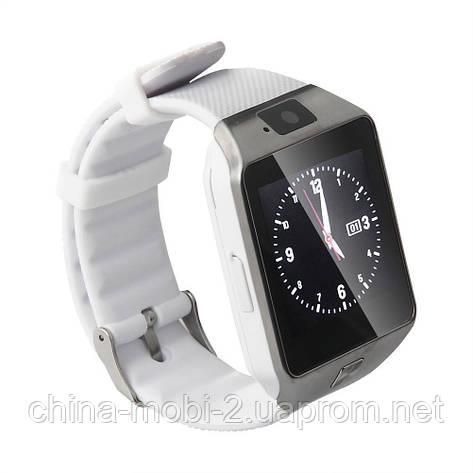 Смарт - часы DZ09D White, фото 2