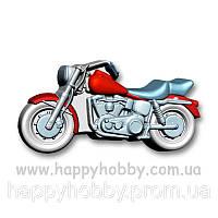 "Пластиковая форма ""Мотоцикл"""