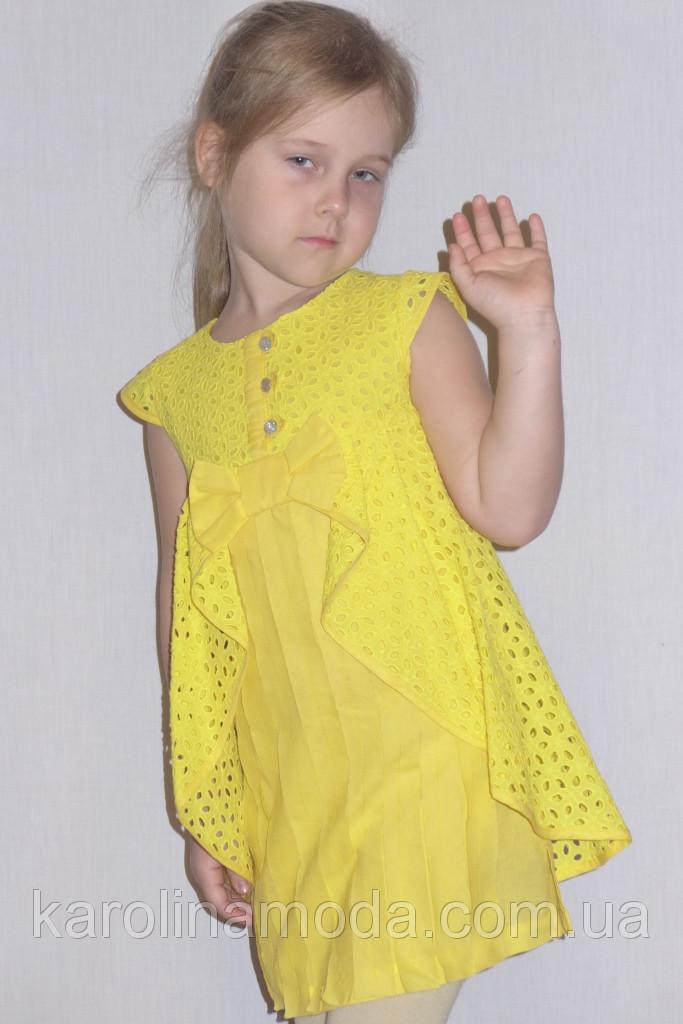 f8a039daf5dfe67 Летнее платье для девочки