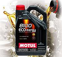 Моторное масло Motul 8100 Eco-nergy SAE 5W30 (4л)