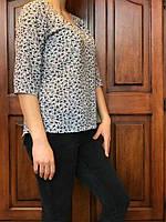 """Легкая женская блузка """"Мис"""" из батиста, разные расцветки,  S,M,L,ХL р-ры, 225/195 (цена за 1 шт. + 30 гр.)"""