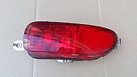 Фонарь заднего бампера правый Opel Corsa C.