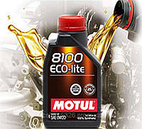 Моторное масло Motul Eco-lite 0W20 (1л)