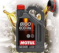 Моторное масло Motul Eco-lite 0W20 (4л)