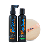 Грим Jan Tana Ultra 1 Color + скраб Skin Prep (грим 118 мл+губка)