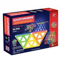 Магнитные конструкторы ТМ Magformers Базовый набор Супер 30 элементов