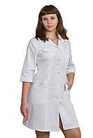 Жіночий медичний халат спец одяг