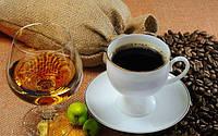 """Кофе ароматизированный растворимый с ароматом """" Коньяк"""""""