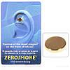 Самый быстрый способ бросить курить – магнитные клипсы zerosmoke, позолоченные, оригинал!