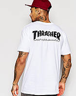Футболка мужская Thrasher Huf WorldWide