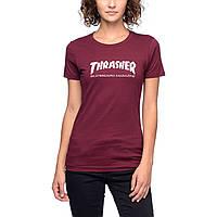 Футболка с принтом Thrasher женская