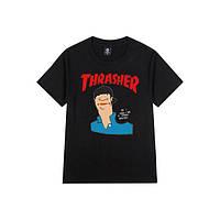 Футболка  с Thrasher № 3