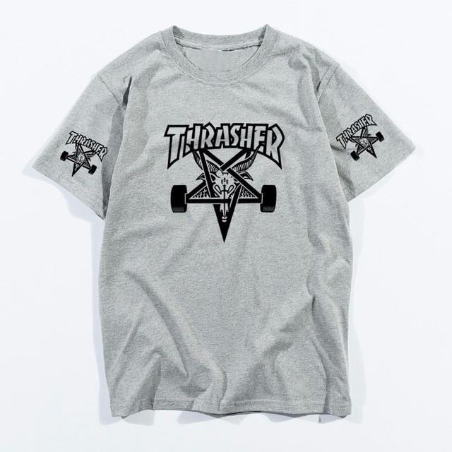Футболка с Thrasher № 8