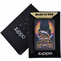 Зажигалка бензиновая Zippo HARLEY-DAVIDSON в подарочной упаковке №4736-4