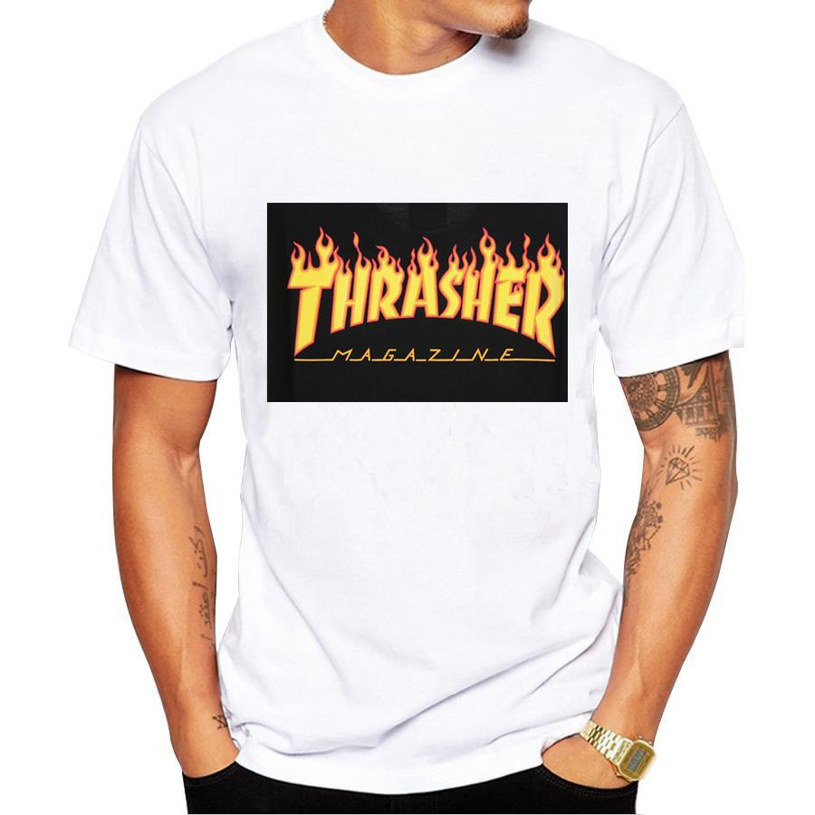 Футболка с Thrasher № 33