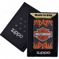 Зажигалка бензиновая Zippo HARLEY-DAVIDSON в подарочной упаковке №4739-1