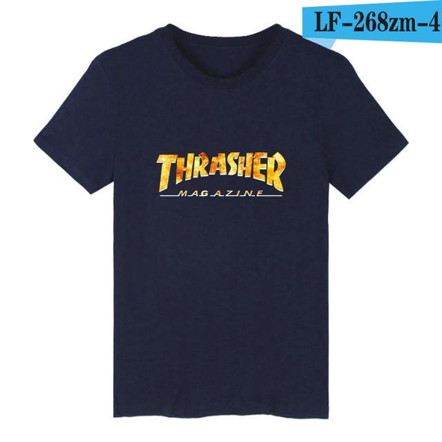 Футболка с Thrasher № 68