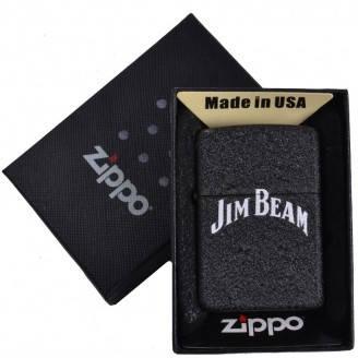 Зажигалка бензиновая Zippo в подарочной упаковке №4738-1