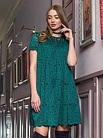 Гипюровое платье - 6263/2