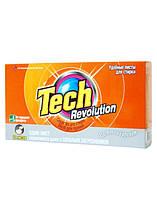 Листовой стиральный порошок LG Tech Revolution Цветы, 20 шт.