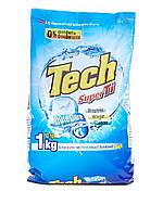 Стиральный порошок LG Tech Super Ti White Care, 1 кг.