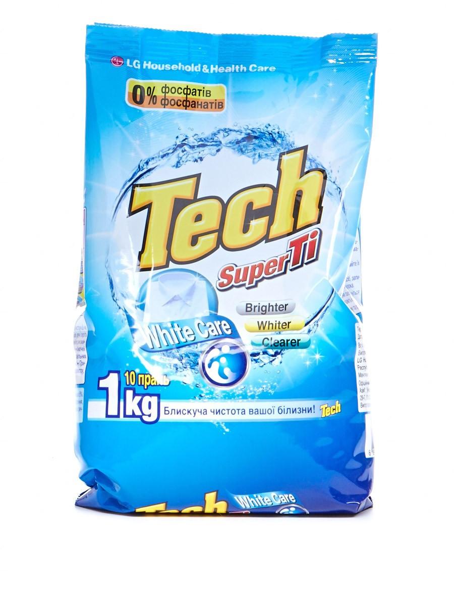 Стиральный порошок LG Tech Super Ti White Care, 1 кг. - seda-market.com.ua в Киеве