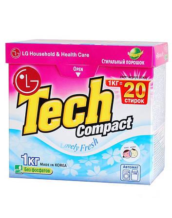 Стиральный порошок LG Tech Lovely Fresh, 1 кг.