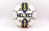 Мяч футбольный SELECT BRILLANT SUPER №5 PU ST-3-C. Распродажа!