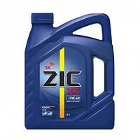 Масло моторное ZIC X5 10w40 4л  162650