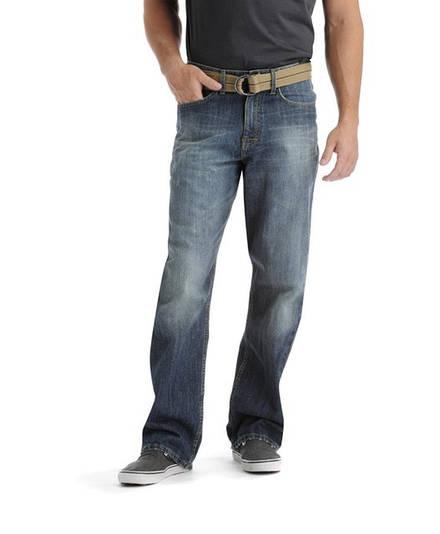 Мужские джинсы Lee Dungaree Loose Straight Leg Jean