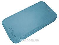"""Чехол HTC One 802t, """"Jilis"""" Blue, фото 1"""