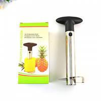 Слайсер для ананаса из нержавеющей стали Pin-apple corer-slicer