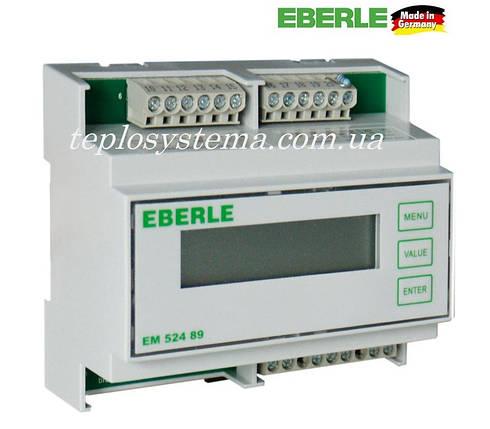 Терморегулятор (метеостанція) Eberle EM 524 89 (Німеччина), фото 2