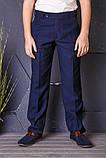 Дитячі підліткові штани для хлопчика 152-176. Туреччина класичні брюки Ammar, фото 3