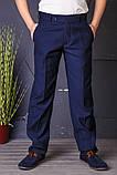Дитячі підліткові штани для хлопчика 152-176. Туреччина класичні брюки Ammar, фото 4